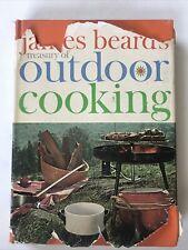 1960 1st Edition~James Beard ~ Treasury of Outdoor Cooking Cookbook