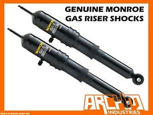 MONROE REAR AIR SHOCK ABSORBER FOR HOLDEN MONARO HK HT HG 327 & 350