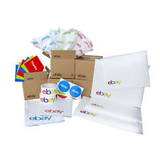 eBay Branded Shipping Supplies Mixed Bundle