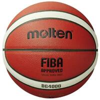 BG4000 Composite Leather Indoor Basketball Size 7 From Molten