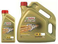 Castrol EDGE TITANIUM 5W-30 LL FST Synthetic Engine Oil