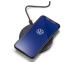 Volkswagen wireless mobile charger, check design, GTI collection