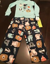 Boys size 3 Toddler Carter 2 piece Pajama set