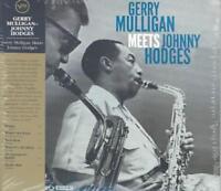 GERRY MULLIGAN/JOHNNY HODGES - GERRY MULLIGAN MEETS JOHNNY HODGES NEW CD