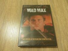 Mel Gibson Mad Max Original 1979 Australian Action Classic UK DVD