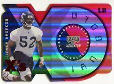 2000 Playoff Contenders X's IAN GOLD Rare Die Cut RC Denver Broncos SP #/40