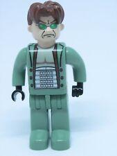 LEGO Minifig 4j005a @@ Dr. Octopus / Doc Ock (Junior-fig) - 4858 4860