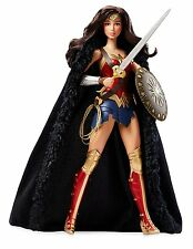 Wonder Woman Barbie Doll, Amazon Princess 2017 - NEW & SEALED!