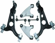 KIT Alfa Romeo 147 156  GT 2Upper 2Lower Wishbone Control Arms + Drop 2Links