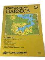 Columbia Games Harn Encyclopedia Harnica #13 SC Orbaal #6013