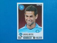 Figurine Calciatori Panini 2011-12 2012 n.323 Miguel Britos Napoli