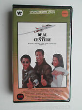 Deal of the Century (VHS, 1984) Clamshell Case (Chevy Chase) NTSC/US/CA