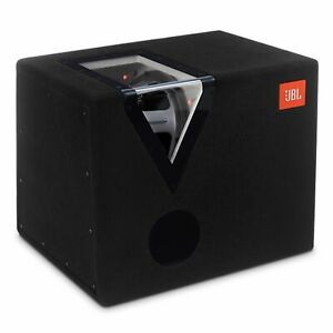 "JBL GT-12BP Car Audio 12"" Subwoofer Bandpass Speaker Box Trunk SUV Sub Enclosure"