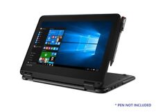 "New Lenovo 300e 2-IN-1 Laptop 11.6"" HD Touch Intel N3450 4GB 64GB eMMC Webcam"