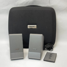 Bose Computer MusicMonitor Laptop Desktop Speakers (W/ Bundle)