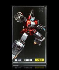 Transformers Masterpiece Zeta Toys  ZB-01 Flyfire aka MP Fire Flight MISB