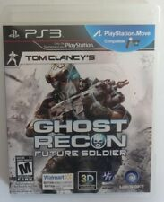 PS3 GHOST RECON FUTURE SOLDIER  -  PRE-OWNED            (INV17526)