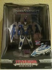 NEW, Transformers Titanium Series-SCOURGE- die cast 2006, factory sealed.