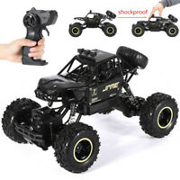 1/16 4WD RC Monster Truck Car Off-road Vehicle Remote Control Kids Toy Gifts USA