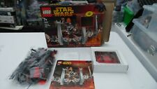 LEGO STAR WARS  7257 - 100% Complete with All figs instructions & Box !!!