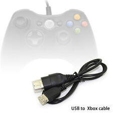 Controller to USB Female Converter Adapter Cable Cord For Original Xbox Adapter