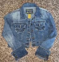 Star Jeans Denim Jacket Size s  Jean Jacket Womens