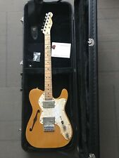 Fender Thinline Telecaster 2012 relic finish with Road Runner hardshell case