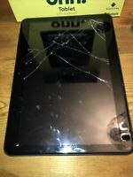 """Onn 10.1"""" 2GB+16GB, 1.3GHz quad core Android Tablet - Broken Screen G18/7 (16)"""