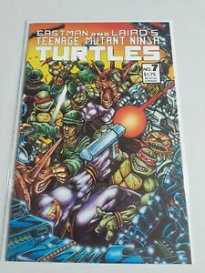 Teenage Mutant Ninja Turtles #7 TMNT Eastman Laird Mirage Studios VF TO NM