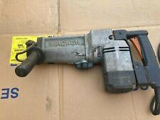 Wacker Jack Hammer Electric 110v 11 Kw 10 A 5060 Hz