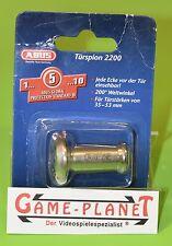ABUS Türspion 2200 Silber 200 Weitwinkel  Türstärken 35-53 mm NEU OVP Sicherheit