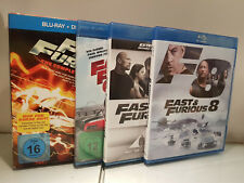 Fast & Furious - Collection 1-8 plus Digicopy - 13 Blurays