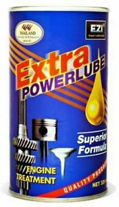 EZI Extra Power lube Superior Formule for Car (more than 100,000 km) - 326ml
