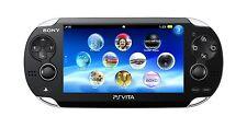 SONY Playstation Vita PSV 1000 WiFi 3G Console Black FW 3.6 *VGC*+Warranty!