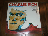 Charlie Rich - Songs For Beautiful Girls 1970s LP Pickwick Record JS-6149 SEALED