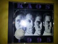 KAOS - 1995. CD.