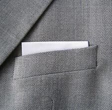 SUPERNOVA Dogtooth 3 Point Pocket Carded Handkerchief Mod Scooter Ska 2 Tone 60s