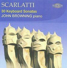 Scarlatti: 30 Keyboard Sonatas, New Music