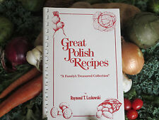 Great Polish Recipes'a family's treasured collection'