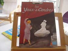 SILVERSCREEN LES YEUX DE CENDRES EO1991 BE/TBE