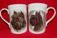 BN Boxed Scottish Terrier Mug, Scottie Mug/Cairn Terrier Mug, Bone China Dog Mug