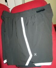"LULULEMON SURGE SHORT *Luxtreme Liner 6"" Shorts-Special Edition Graphite Grey-XL"