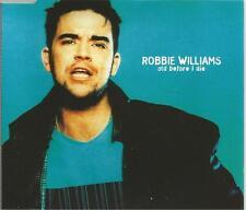 Robbie Williams - Old Before I Die 1997 CD single