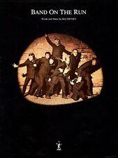 Band on the Run Sheet Music Piano Vocal Paul McCartney NEW 000380167
