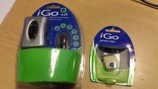 IGo Universal Cargador De Pared CA red incluye Iphone 4 4s punta de energía