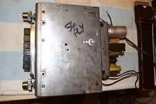 PLYMOUTH 1956 56 by PHILCO P-5606 C-5609 PUSHBUTTON AM RADIO PRO SERVICED