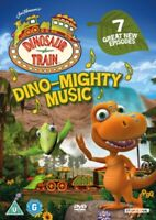 Neuf Dinosaure Train - Dino-Mighty Musique DVD (OPTD2516)