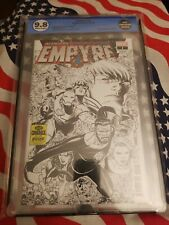 Empyre#1 EGS 9.8 Back the Come Back Variant Marvel 2020 not CGC