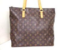 Auth LOUIS VUITTON Monogram Cabas Mezzo M51151 Shoulder Bag TH0050