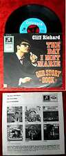 Single Cliff Richard: The Day I Met Marie (Columbia C 23 593) D